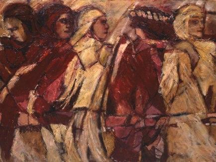 the women in Jesus family tree