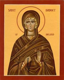 Saint_Bridget